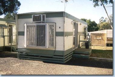 Bargo cabins